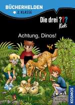 Achtung, Dinos Cover