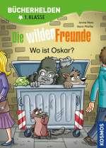 Wo ist Oskar? Cover