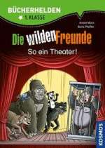 So ein Theater! Cover