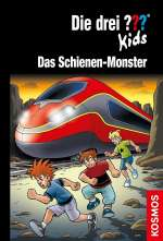 Das Schienen-Monster Cover