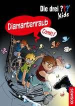 DieDrei ??? Kids Diamantenraub Cover