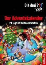 Der Adventskalender Cover