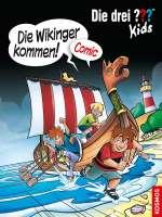 Die Wikinger kommen! Cover