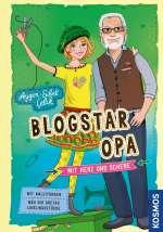Blogstar Opa - mit Herz und Schere Cover