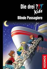 Blinde Passagiere Cover