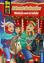 Adventskalender Wintertraum in Gefahr Cover