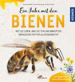 Ein Jahr mit den Bienen Cover