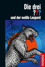 Die drei (Fragezeichen) ??? und der weisse Leopard Cover