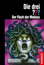 Die drei (Fragezeichen) ??? Der Fluch der Medusa Cover