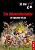 Der Adventskalender - 24 Tage Chaos im Zoo Cover