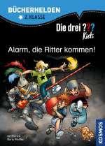 Alarm, die Ritter kommen! Cover