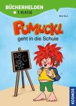 Pumuckl geht in die Schule Cover