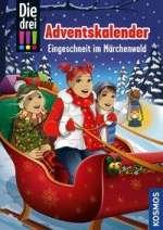 Eingeschneit im Märchenwald Cover