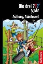 Achtung, Abenteuer! Cover