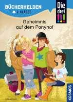 Die drei !!! Bücherhelden Cover