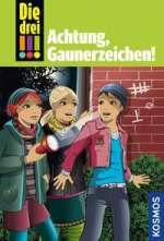 Achtung, Gaunerzeichen! Cover