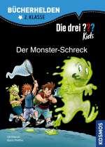 Der Monster-Schreck Cover