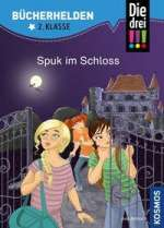 Spuk im Schloss Cover