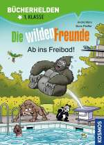 Ab ins Freibad! Cover