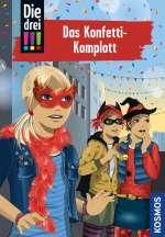 Das Konfetti-Komplott Cover