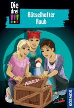 Rätselhafter Raub(86) Cover
