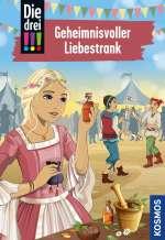 Geheimnisvoller Liebestrank Cover
