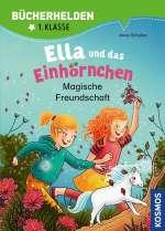 Ella und das Einhörnchen - magische Freundschaft Cover