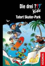 Tatort Skater-Park Cover