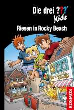 Riesen in Rocky Beach Cover