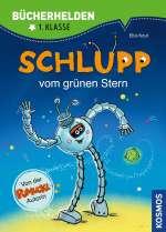 SCHLUPP vom grünen Stern Cover