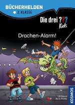 Drachen-Alarm! Cover