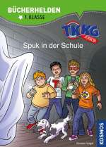 Spuk in der Schule Cover