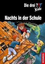 Nachts in der Schule Cover