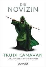 Die Novizin Cover
