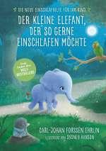 Der kleine Elefant, der so gerne einschlafen möchte Cover