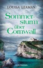 Sommersturm über Cornwall Cover