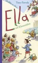 Ella auf Klassenfahrt Cover