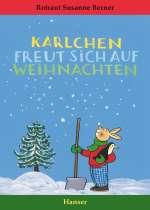 Karlchen freut sich auf Weihnachten / Cover
