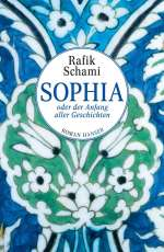 Sophia oder der Anfang aller Geschichten Cover