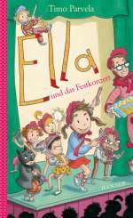 Ella und das Festkonzert Cover