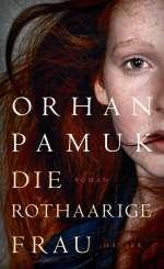 Die rothaarige Frau Cover