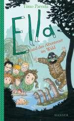 Ella und das Abenteuer im Wald Cover