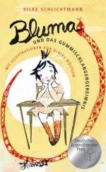 Bluma und das Gummischlangengeheimnis Cover