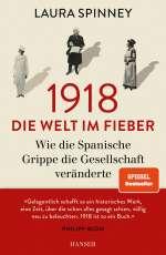 1918, die Welt im Fieber Cover