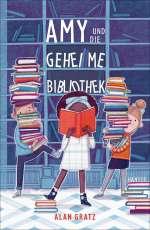 Amy und die geheime Bibliothek Cover