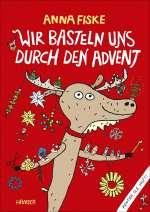 Wir basteln uns durch den Advent Cover