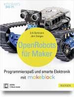 Open Robots für Maker Cover