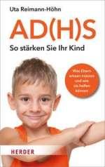 ADHS - So stärken Sie Ihr Kind Cover