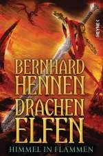 Drachenelfen - Himmel in Flammen Cover