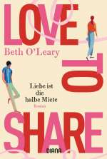 Love to share (TB) Cover